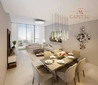 فلیٹ 1 غرفة نوم للبيع في برشا هايتس (تيكوم)، دبي - Prime Location   Genuine Resale   Mid Floor