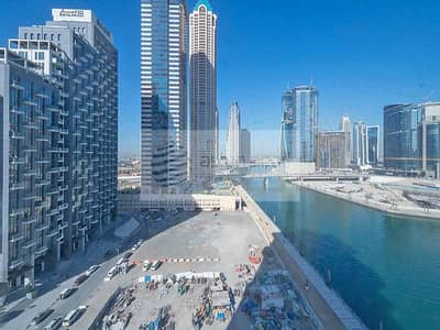 Studio for Rent in Business Bay, Dubai - Canal View | Spacious Studio | Ready to Move in