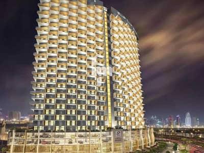 فلیٹ 1 غرفة نوم للبيع في الجداف، دبي - brand new one bedroom apartment with an amazing view