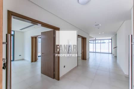 5 Bedroom Villa for Rent in Yas Island, Abu Dhabi - Newly Listed   Vacant Soon Single Row Corner Villa