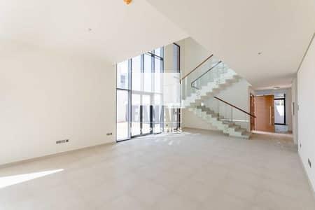 4 Bedroom Villa for Rent in Yas Island, Abu Dhabi - Vacant Soon|  Big  Layout Corner Single Row Villa