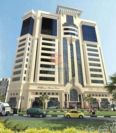 مکتب  للبيع في المجاز، الشارقة - Great opportunity office for sale in  AL GHANEM BUSINESS CENTER SHARJAH