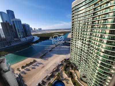 فلیٹ 1 غرفة نوم للبيع في جزيرة الريم، أبوظبي - Best Investment  High Floor  Stunning sea views