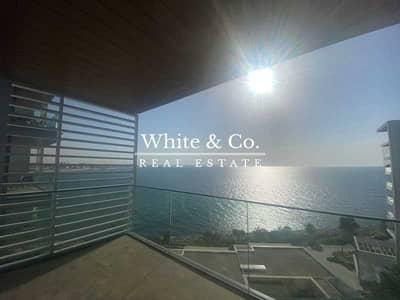 شقة 2 غرفة نوم للبيع في جزيرة بلوواترز، دبي - Vacant | 2 bed + Maids | Full sea view
