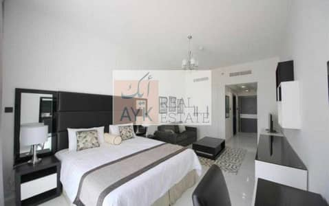 Studio for Rent in Dubai Sports City, Dubai - With Parking| Fully Furnished | Big Layout