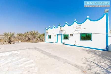 فیلا 5 غرف نوم للايجار في المدفق، رأس الخيمة - Five Bedroom En-Suite Villa - Surrounded by Date-Palm Trees