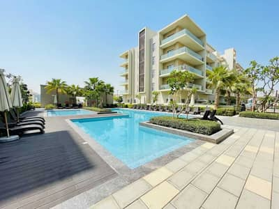 1 Bedroom Flat for Rent in Muwaileh, Sharjah - ARABIC COMMUNITY GARDEN VIEW 1BHK WITH BALCONY WARDROBES