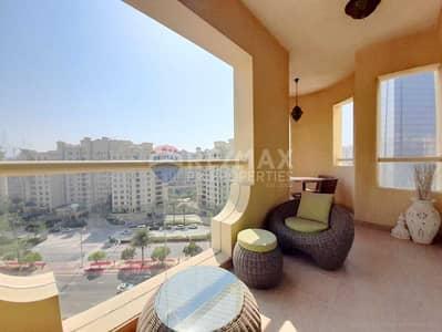 شقة 3 غرف نوم للايجار في نخلة جميرا، دبي - Final Unit | Furnished | Vacant | Beach Access