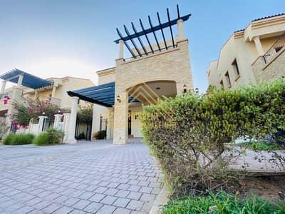5 Bedroom Villa for Rent in Al Salam Street, Abu Dhabi - Vacant and Spacious Villa | Huge Garden & Terrace |Prime Community