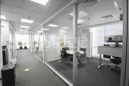 Office for Sale in Business Bay, Dubai - Fully Fitted I Panoramic View I Good ROI