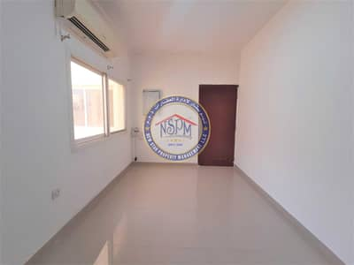 Studio for Rent in Airport Street, Abu Dhabi - Free 1-Month   No Commission   Clean and Neat Studio