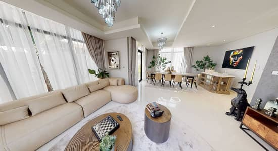 6 Bedroom Villa for Sale in DAMAC Hills 2 (Akoya Oxygen), Dubai - No Commission | Ready to move  | 100% Mortgage.