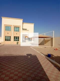 Villa for rent in the city of Riyadh south of Al Shamkha 5 rooms