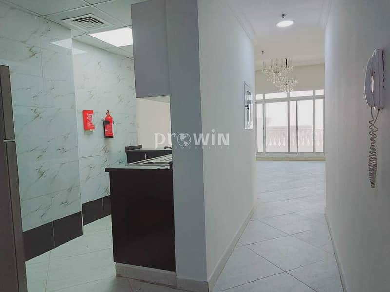 2 Kitchen Equipped | Luxury Finishing |Flexible Payment |Grab Keys Now !!!
