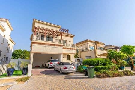 فیلا 4 غرف نوم للبيع في ذا فيلا، دبي - New Park Facing 4BR w/Elevator+Pool