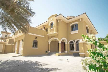 فیلا 5 غرف نوم للايجار في نخلة جميرا، دبي - Luxury Villa  Well Maintained  Unfurnished  Ready to Move