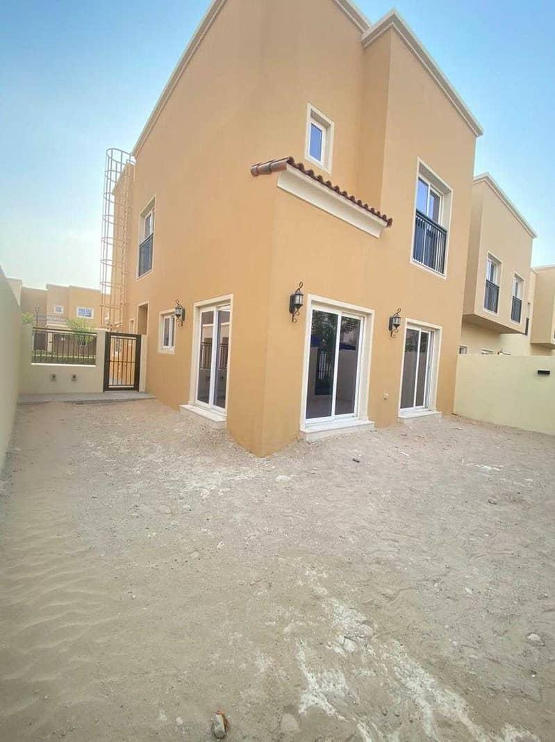 تاون هاوس في امارانتا 1 امارانتا فيلانوفا دبي لاند 4 غرف 110000 درهم - 5367770