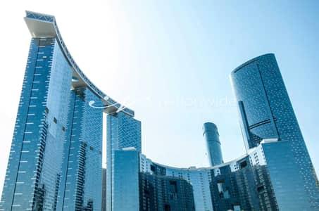 شقة 1 غرفة نوم للبيع في جزيرة الريم، أبوظبي - شقة في برج البوابة 1 برج البوابة شمس جيت ديستريكت جزيرة الريم 1 غرف 850000 درهم - 5433560