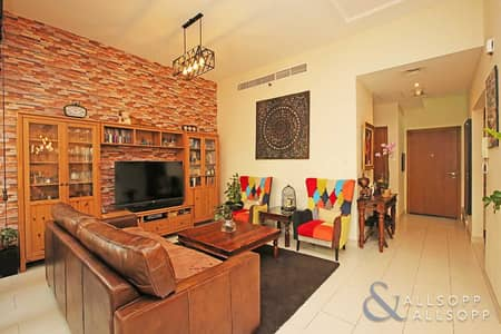 شقة 2 غرفة نوم للبيع في قرية جميرا الدائرية، دبي - Exclusive | 2 Bed | PVT Garden/Pool Access