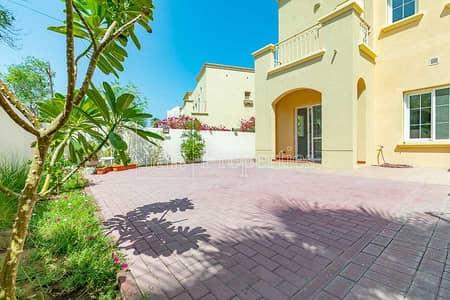 تاون هاوس 2 غرفة نوم للايجار في الينابيع، دبي - Highly Maintained | 2 Bed + Study | Springs 2