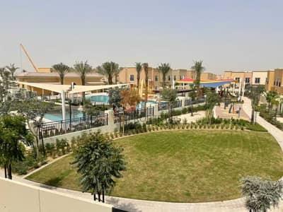 فیلا 3 غرف نوم للايجار في دبي لاند، دبي - Next To Pool n Park   Single Row   3BR+Maid