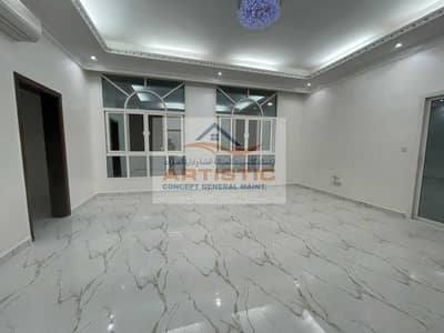 3 Bedroom Flat for Rent in Al Shahama, Abu Dhabi - Spacious 3BHK With Maid Room & Covered Parking