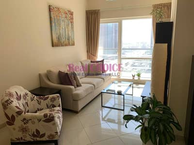 fabulous 1BHK with lake view