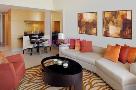 3 Bedroom Hotel Apartment for Rent in Al Jaddaf, Dubai - No Commission | Free Global Nights | All Included