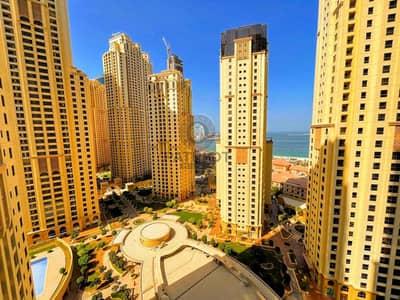 Amazing 3 Bedroom | Sea View | Marina View | Higher Floor | Rented Unit