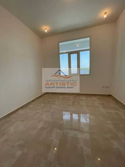 Studio for Rent in Al Shahama, Abu Dhabi - Brand New Studio Available With Covered Parking