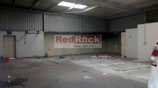 Small Commercial Warehouse 2000 Sqft in Al Quoz @ Aed 95K/Yr