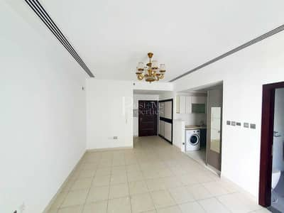 Studio for Sale in Dubai Studio City, Dubai - Spacious 1 BR   VOT   High Floor