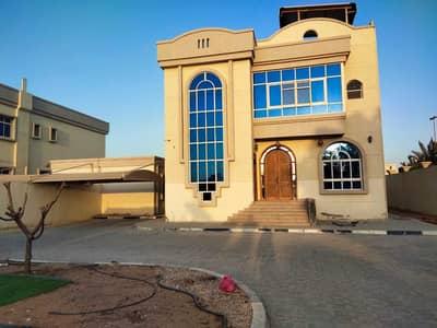 5 Bedroom Villa for Rent in Mohammed Bin Zayed City, Abu Dhabi - STAND ALONE 5 MASTER BED ROOM MAJLIS AND SALAH BIG VILLA