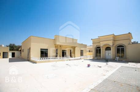 4 Bedroom Villa for Rent in Al Refaa, Ras Al Khaimah - Huge Unique 4 BR Villa with Driver Room and Maids Room