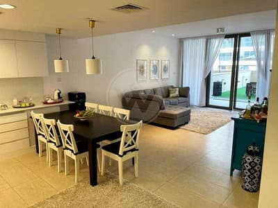 2 Bedroom Apartment for Rent in Al Raha Beach, Abu Dhabi - Exceptional large terrace | Renovated kitchen
