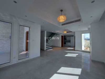 تاون هاوس 4 غرف نوم للبيع في قرية جميرا الدائرية، دبي - Heilbronn villas For SALE JVC   Corner unit with huge  Garden   Close to Alkhail exit Nakheel Mall !!!