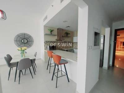 شقة 1 غرفة نوم للبيع في الخليج التجاري، دبي - High Floor | Excellent Finishing | Fully Kitchen Equipped  | No Commission |  Ready Move !!!