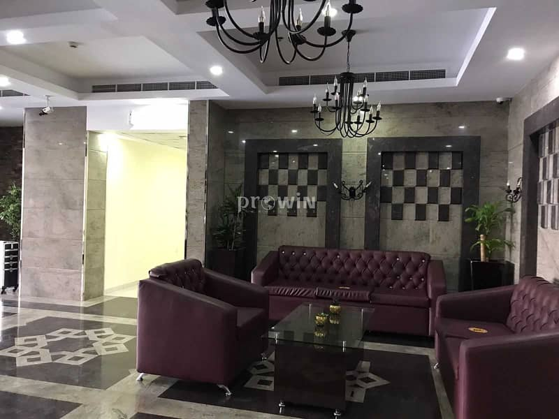 25 Beautiful Two Bed Apt  With Big Balcony  Luxury Spacious    Great Amenities   JVC !!!