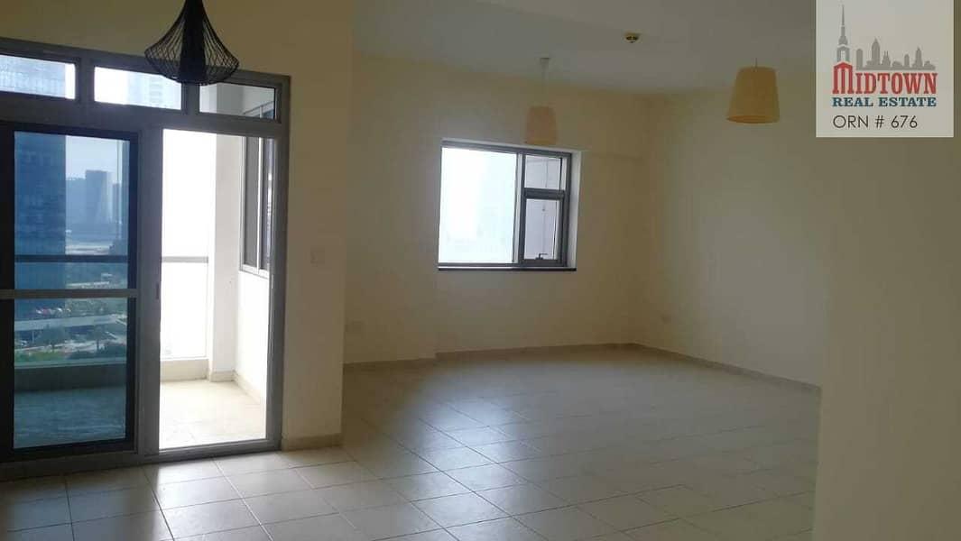 شقة في برج F الأبراج الإدارية الخليج التجاري 1 غرف 60000 درهم - 5297454