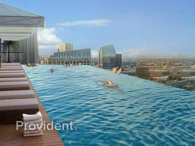 2 Bedroom Flat for Sale in Business Bay, Dubai - Burj Khlifa View | Brand New | Luxury Apartment