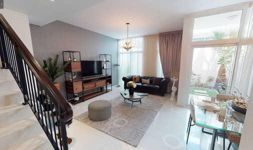 3 Bedroom Villa for Sale in DAMAC Hills 2 (Akoya Oxygen), Dubai - For Local  100% Mortgage    Ready villas.