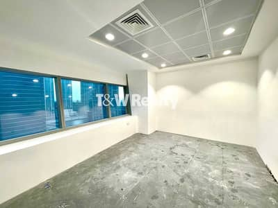 Office for Rent in Business Bay, Dubai - FOR RENT Fully Fitted Compact Office Canal view