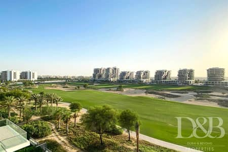 2 Bedroom Apartment for Sale in DAMAC Hills (Akoya by DAMAC), Dubai - Golf Course View I Largest Layout I Maid