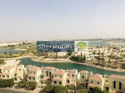 استوديو  للبيع في قرية الحمراء، رأس الخيمة - Perfect for Investment Golf Course & Lagoon View