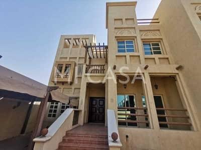 5 Bedroom Villa for Rent in Al Nahyan, Abu Dhabi - Elegant 5BR W/Maid|Private Entrance|Prime Location