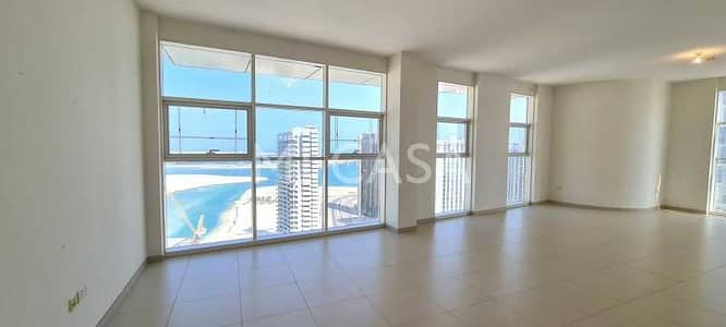 شقة 4 غرف نوم للايجار في جزيرة الريم، أبوظبي - Amazing Sea View | Flexible Payments |1 Month Free