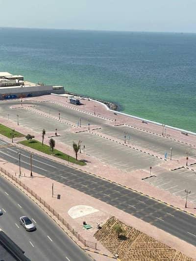 2 Bedroom Flat for Rent in Corniche Ajman, Ajman - Sea View