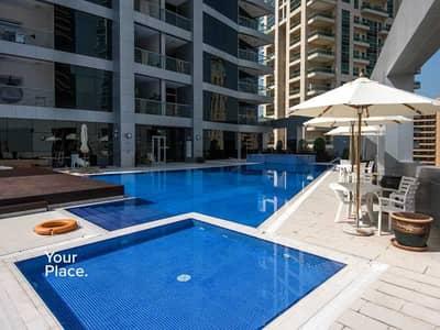استوديو  للايجار في دبي مارينا، دبي - Chiller Free I Exclusive Apartment I Kitchen Equipped Studio
