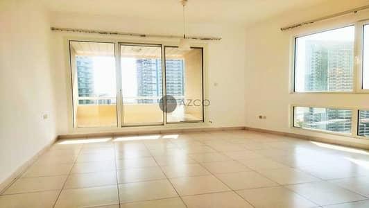 شقة 3 غرف نوم للايجار في دبي مارينا، دبي - منظر كامل للمارينا   تخطيط واسع   اتصل الان