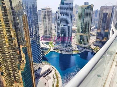1 Bedroom Apartment for Sale in Jumeirah Lake Towers (JLT), Dubai - fabulous 1BHK with lake view